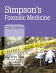 Simpson's Forensic Medicine by Richard Shepherd