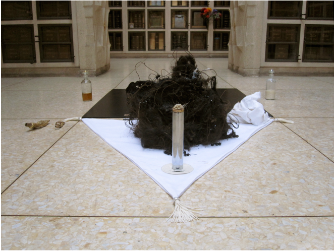 INSTALLATION: The Spoiled Child: First Verse, 2011