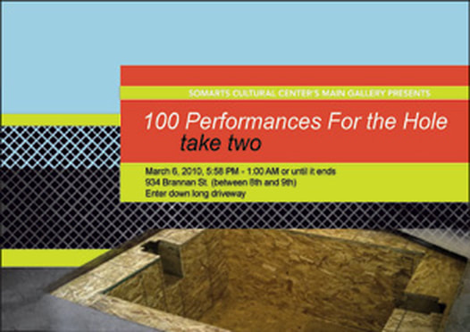 100 Performance for the Hole: take two Flyer