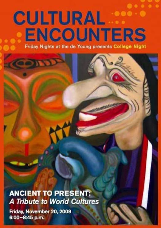 Cultural Encounters: From Ancient to Present Flyer